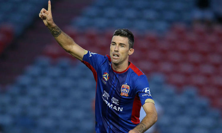 Newcastle Jets: 1 - Brisbane Roar: 0