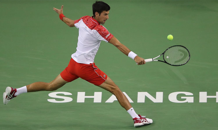 Djokovic ve Jarry galip geldi