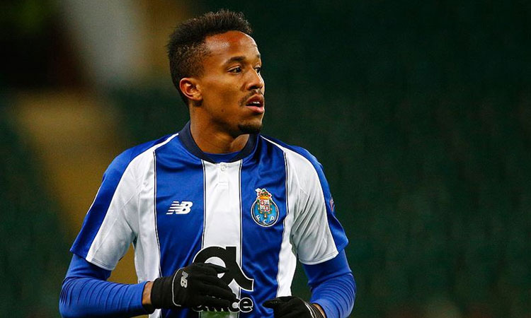 Eder Militao Real Madrid'de