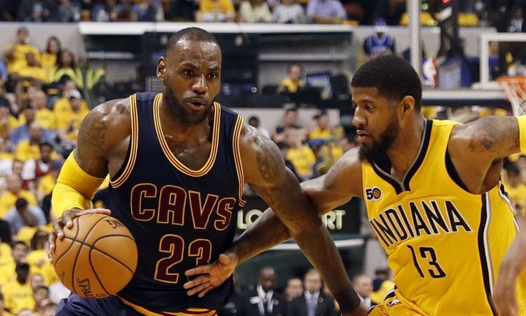 Indiana Pacers: 114 - Cleveland Cavaliers : 119