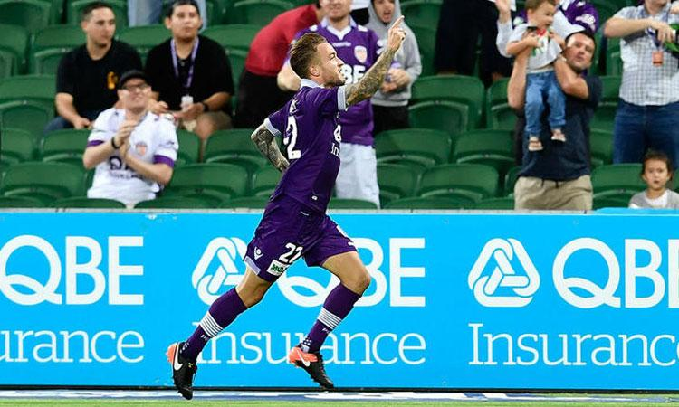Newcastle Jets: 0 - Perth Glory: 2
