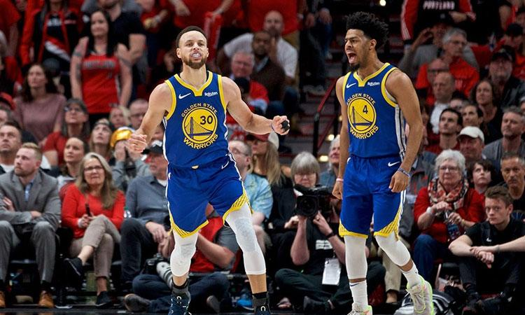 Golden State Warriors finalde